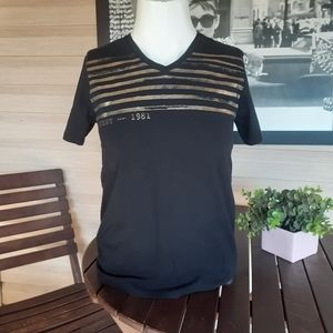 Men's Guess Short Sleeve T-Shirt Size Small